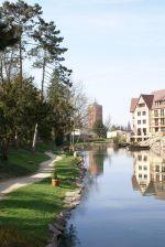 Bienvenue à Ensisheim dans le Haut-Rhin