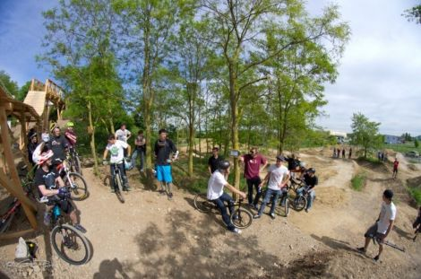 Bikepark AFA - Alsace Freeride Academy