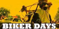 biker days basel 2019 : parade moto a bale