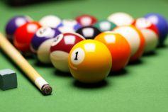 Patience, précision et nerfs d\'acier, ce sont les trois principales qualités pour jouer au billard.