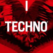 Billet Samedi - I Love Techno