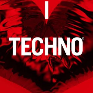 Billet Vendredi - I Love Techno