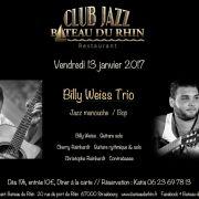 Billy Weiss Trio