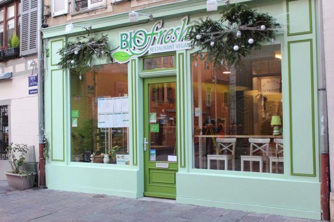 BIOfresh, un resto vegan et sans gluten