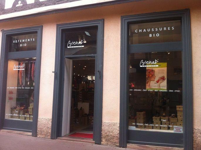 Boutique Bionat de Colmar