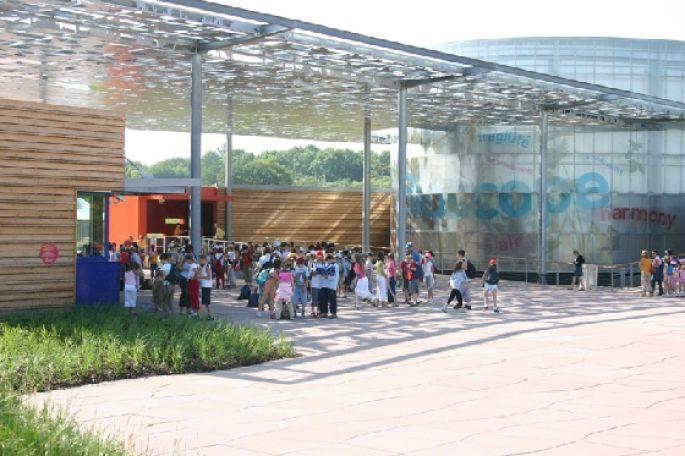 Le Bioscope, un parc de loisirs original sur le thème de l\'environnement