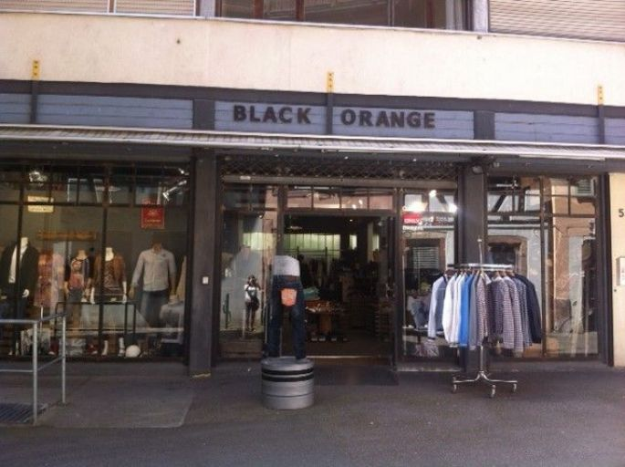 Black\'Orange