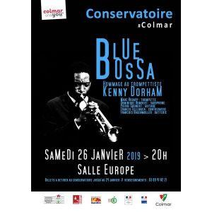 Blue Bossa : hommage au trompettiste Kenny Dorham