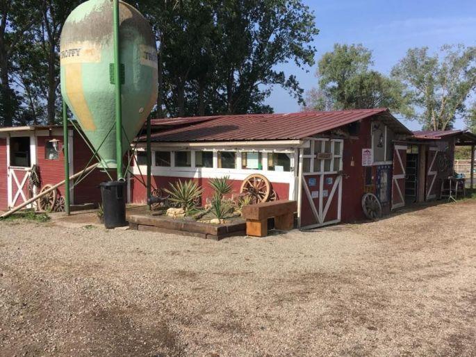 Blue Grass Ranch, l'ambiance western jusqu'au bout des sabots !