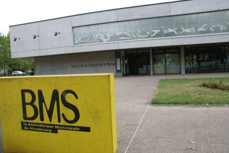 La BMS s\'implante également à la Meinau