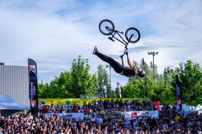Le BMX à l\'honneur au NL Contest
