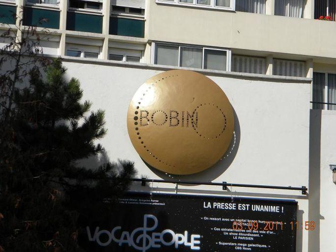 Le Bobino à Paris