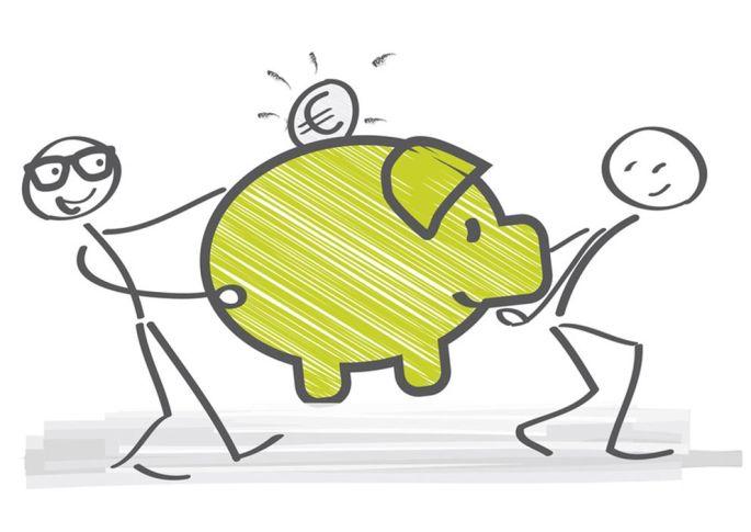 Quand on a un budget serré et qu'on veut diviser les frais par deux, par trois ou par quatre, il faut apprendre à partager, et même à copartager.
