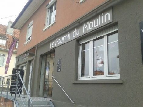 Boulangerie Au Fournil du Moulin
