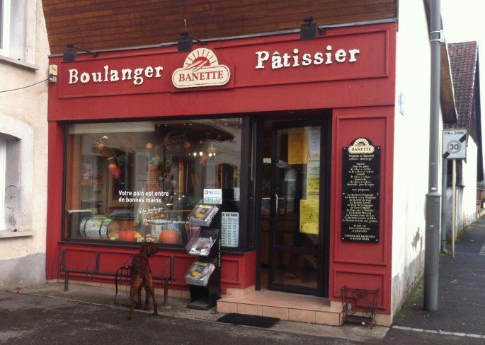 Boulangerie Banette