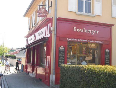 Boulangerie Banette Heiligenstein à Marckolsheim