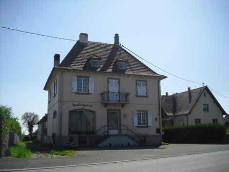 Boulangerie Graff à Elsenheim