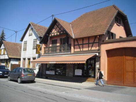 Boulangerie Gramatin à Marckolsheim