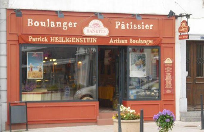 Boulangerie Heiligenstein à Cernay