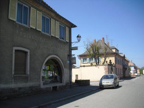 Boulangerie Herrbach à Neuf Brisach