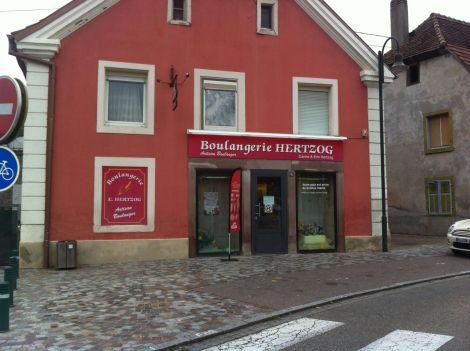 Boulangerie Hertzog