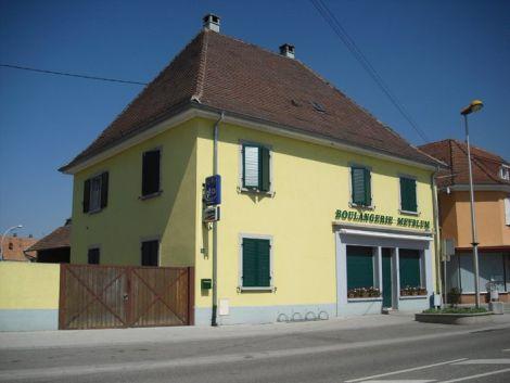 Boulangerie Meyblum à Biesheim