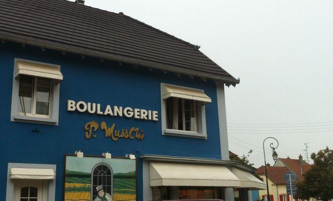 Boulangerie Musslin