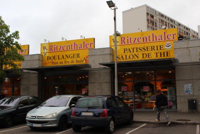 Boulangerie-Pâtisserie Ritzenthaler - Mulhouse