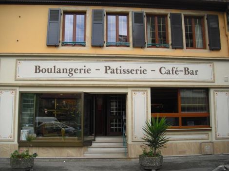 Boulangerie pâtisserie au Raisin d\'or