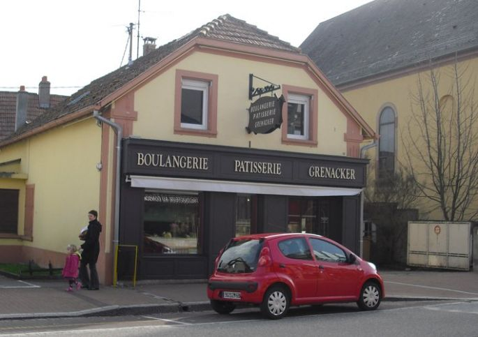 Boulangerie Pâtisserie Grenacker à Fessenheim