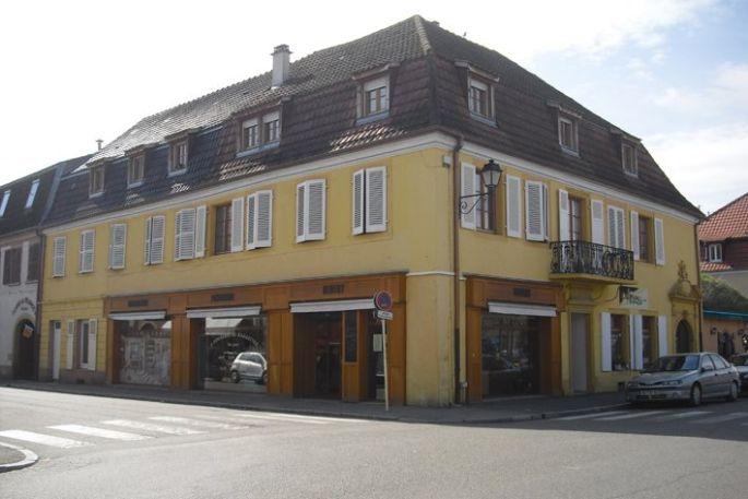 Boulangerie Pâtisserie Rebert de Neuf-Brisach