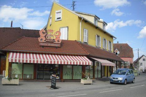 Boulangerie Pâtisserie Traiteur Hertzog