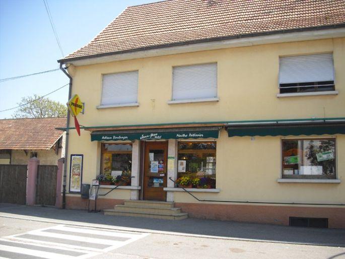 Boulangerie Pâtisserie Weibel à Vogelsheim