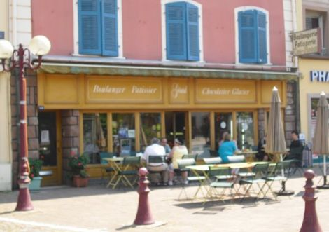 Boulangerie T-Room Gérard