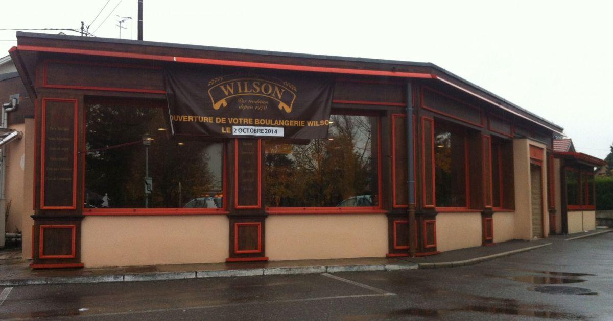 Boulangerie wilson kingersheim boulangerie p tisserie for Idee deco kingersheim