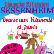 Bourse aux jouets et vêtements d\'enfants à Sessenheim 2018