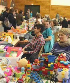 Bourse aux jouets et vêtements d\'enfants à Wimmenau