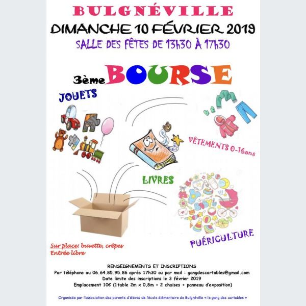 4ca297763b028 Salle des fêtes Bulgnéville. Partager. Bourse aux jouets