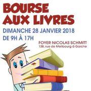 Bourse aux livres à Thionville 2019