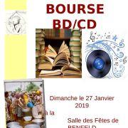 Bourse aux livres, CD et BD à Benfeld 2019