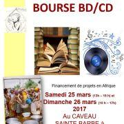 Bourse aux livres, CD et BD à Sélestat 2018