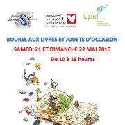 Bourse aux livres et jouets d\'occasion à Strasbourg 2016