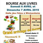 Bourse aux livres Wintzenheim 2019