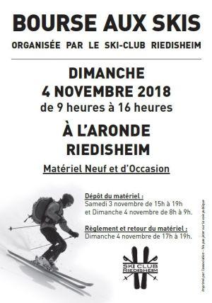 Bourse aux skis à Riedisheim 2018