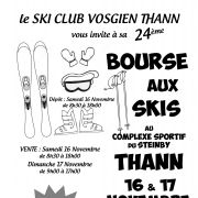 Bourse aux skis à Thann