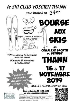 Bourse aux skis à Thann