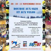 Bourse aux skis et aux vélos à Schiltigheim 2018