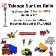 Bourse aux trains et jouets anciens à Talange 2019