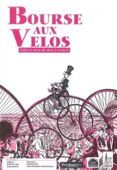 Bourse aux vélos à Strasbourg 2017