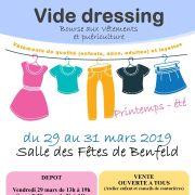 Bourse aux vêtements à Benfeld 2019